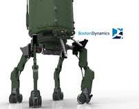 Boston Dynamics Droid