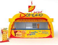 Domino Fast Food