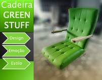 Green Stuff Chair