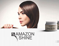 Label Design (Amazon Shine)