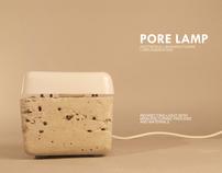 Pore Lamp
