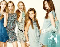 SCEE by TWIN-SET _ Spring Summer 2012