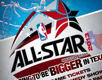 NBA All- Star Mini Flyer