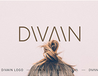 Divain Beauty House Logo!
