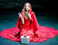 "Bang & Olufsen ""Red Riding Hood"""
