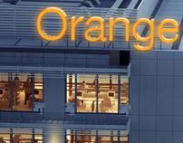 ORANGE - OFFICE