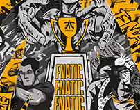 Fnatic Special Edition Mouse Pads