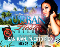 Urban Fiesta Mini Flyer