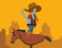 [mobile game] WILD RODEO