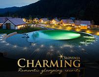 Charming Slovenia - Romantic Glamping Resorts