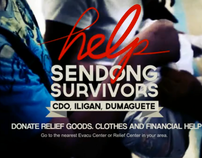 Help Typhoon Sendong Survivors