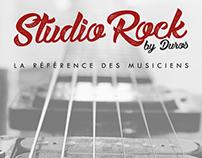 STUDIO ROCK // PRINT & WEB