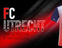 FC Utrecht Home Kit REDESIGN