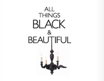 All things Black and Beautiful