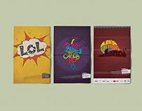 Typography for DMA Asia ECHO Awards 2015