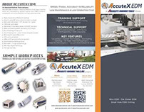 AccuteX EDM Marketing Material