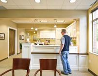 Rustic New England Dental Office