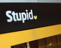Stupid Studio Wordpress based blog