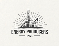 Logo for an American startup which extract oil and gas.