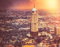 Skyscrapers of Nairobi