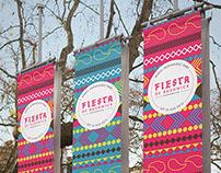 Fiesta De Bushwick Festival Identity