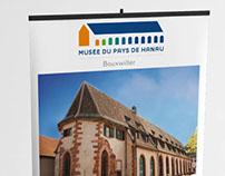 Roll-Up musée du Pays de Hanau - Bouxwiller
