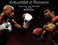 FIGHT OF THE CENTURY: MAYWEATHER VS PACQUIAO