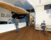 Design 4: Glow Dentistry Office