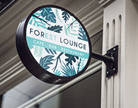 Logo Forest Lounge