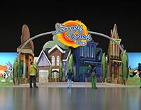 Warner Bros. Looney Tunes Village Event