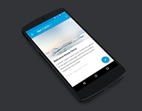 Journal App - Material Design Experiment
