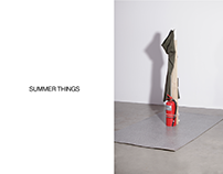SUMMER THINGS Editorial
