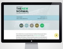 2012 Entrepreneurs Conference Website
