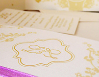 L&L - Wedding Invitation