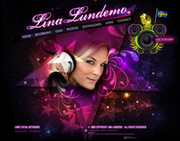 DJ Lina Lundemo's Website