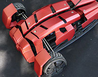 RC Car - Scorpio DX