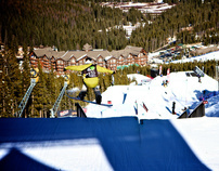 Action Sports: Winter Dew Games 2012, Breckenridge