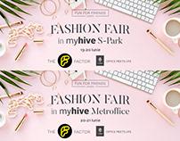 Fashion Fair Facebook Cover