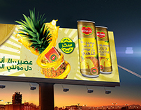 Del Monte Billboards KSA Riyadh