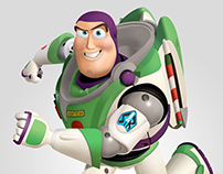 Toy Story - Dibujo digital