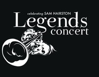 Legends Concert Collateral