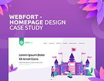 Web Fort Home Page