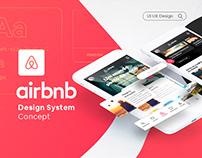 Airbnb - Design System Concept