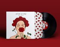 Hasta la Raiz - Vinyl design