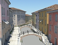 Architectural Visualisation - Venice
