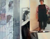 Recycling Clothes-Fashion catalog
