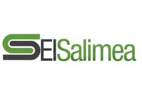 El SALIMEA Logo mock-ups