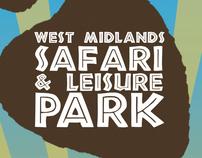 Safari Park Posters & Leaflet