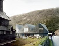 Røldal, Visitor Center