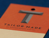 Tailor made &  Web for Bookbinders Design